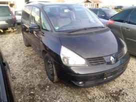 Renault Espace. Rida 168000 km.