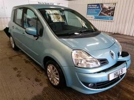 Renault Grand Modus dalimis. 56000 ml rida