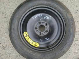 Ford Atsarginis, plieniniai štampuoti, R16