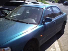 Mazda 626 dalimis. Yra ir chetčbekas(mėlyna)