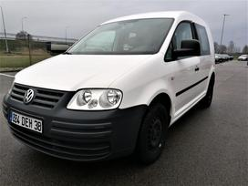 Volkswagen Caddy, 2.0 l., komercinis