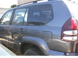 Toyota Land Cruiser dalimis. Prado