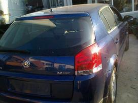 Opel Signum dalimis. Superkame defektuotus