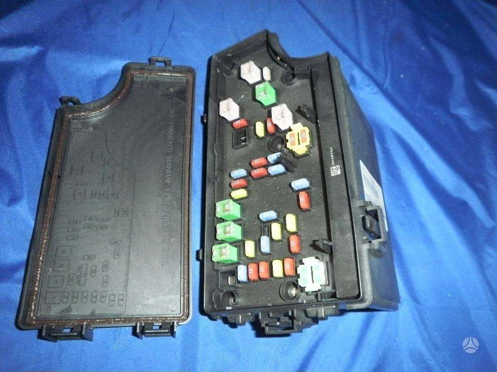 2014 Jeep Patriot Fuse Box Diagram