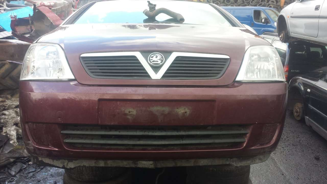 Opel Meriva. Masina dalimis.