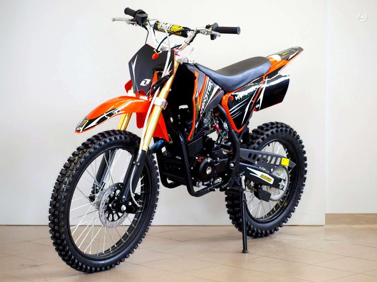 -Kita- -kita- 250cc, krosiniai