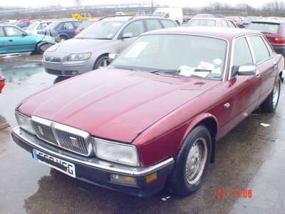 Jaguar XJ Series For Parts. Jaguar Xj6 1988 1994, 1996