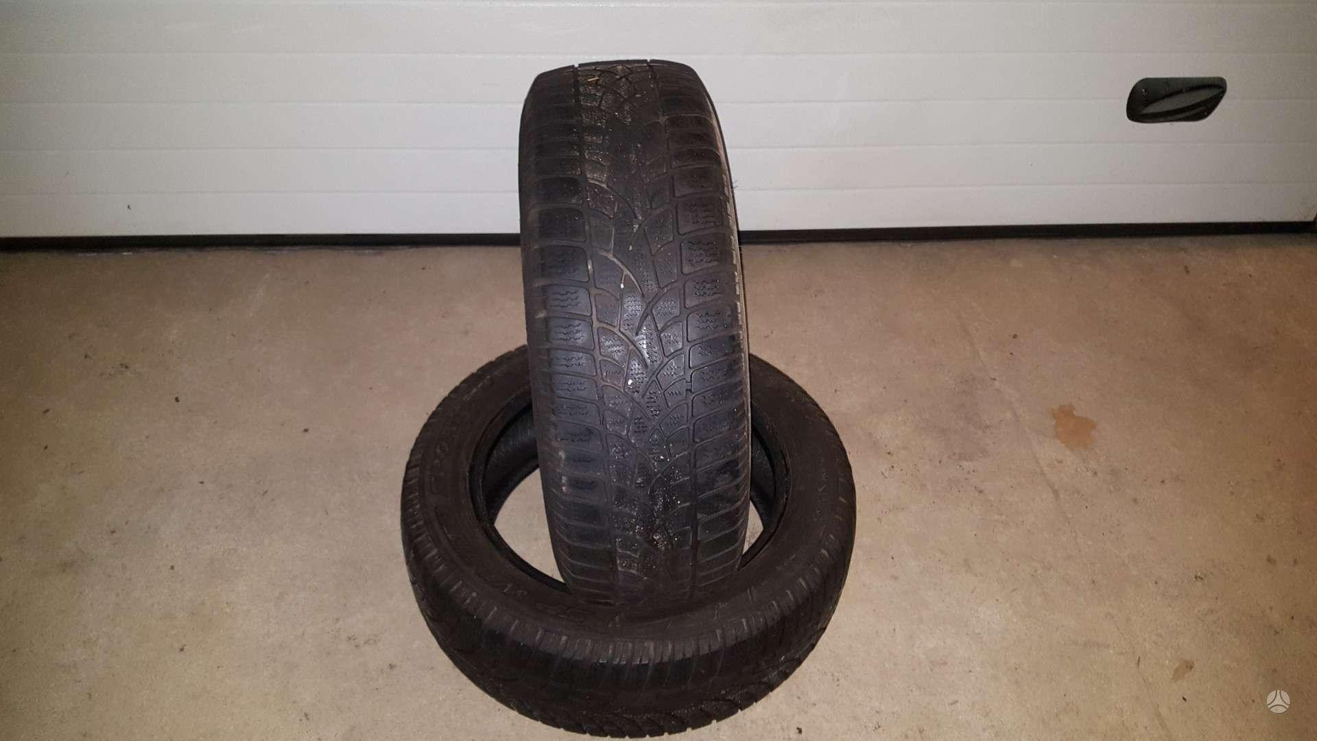 Dunlop, Žieminės 215/60 R17
