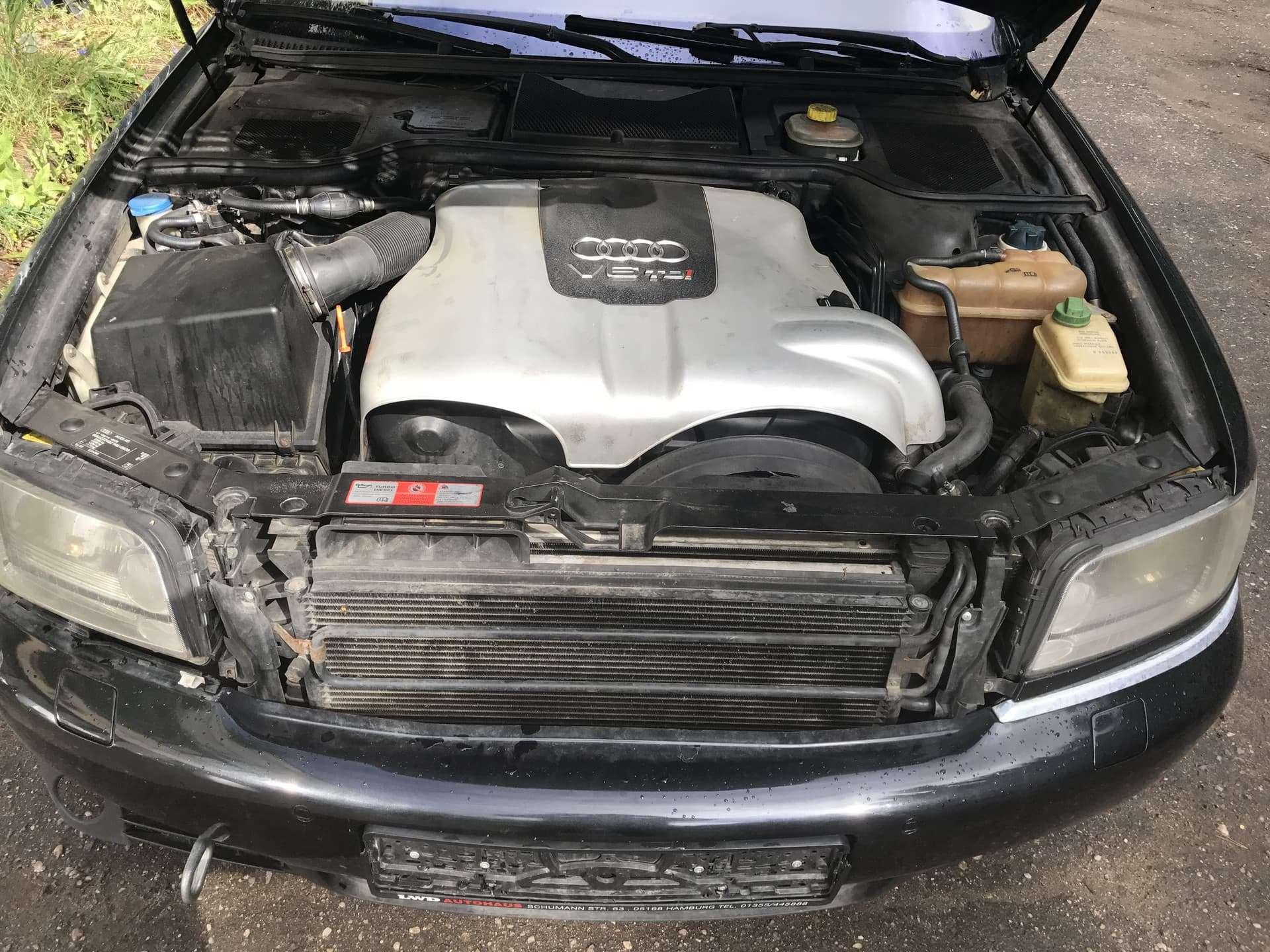 2000 Audi A8 Parts - Car Audi