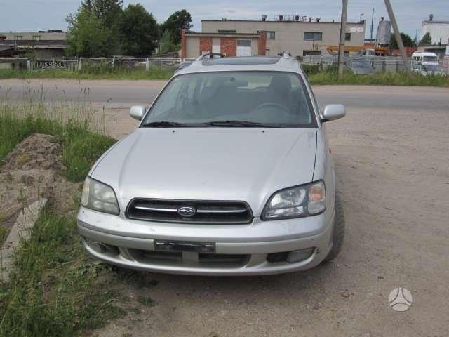 Subaru Legacy. Iš vokietijos.