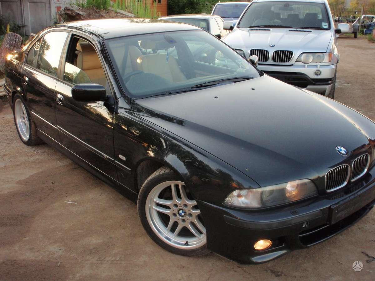 BMW 5 serija dalimis. Bmw520i 1997-2001m.  bmw525tds 1996-1999m.