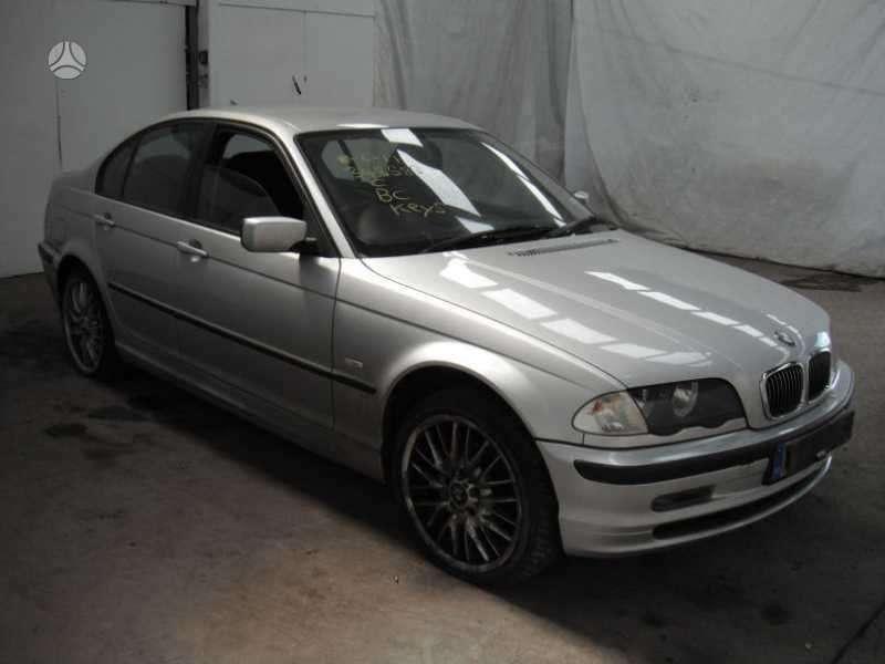 BMW 320. Bmw 320d 2000m. lieti ratai , 5 pavaros,