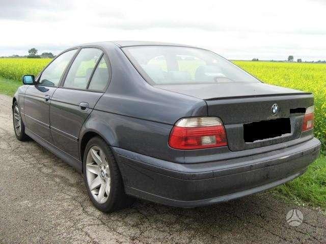 BMW 530. Bmw 530d abs blokas 001,005 automatas ae lempos