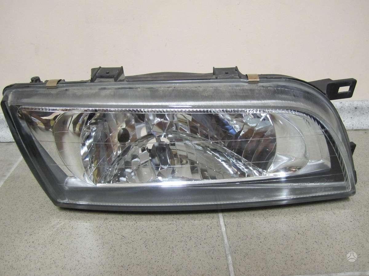 Nissan Almera. Naudotos ir naujos japoniškų ir korėjietiškų a/m