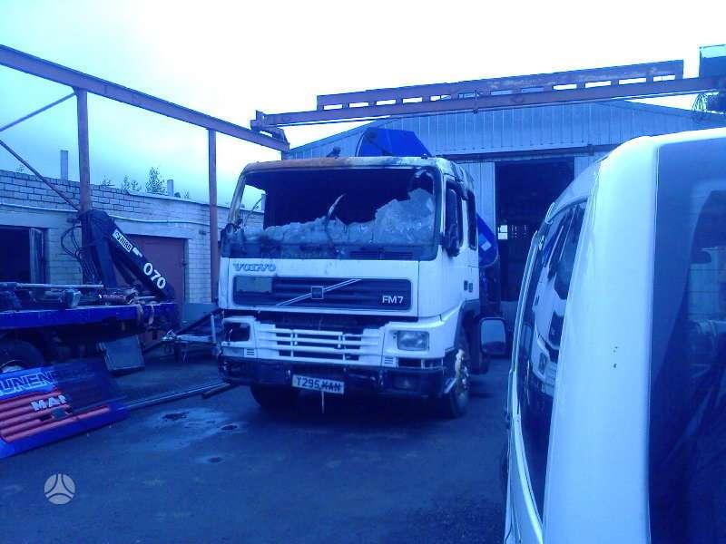 Volvo FM7, sunkvežimiai
