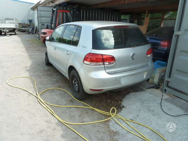 Volkswagen Golf. Europinis. 1.2tsi variklis. deze 6begiai
