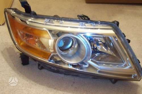 Honda Odyssey. Honda odyssey right passenger side tail lamp