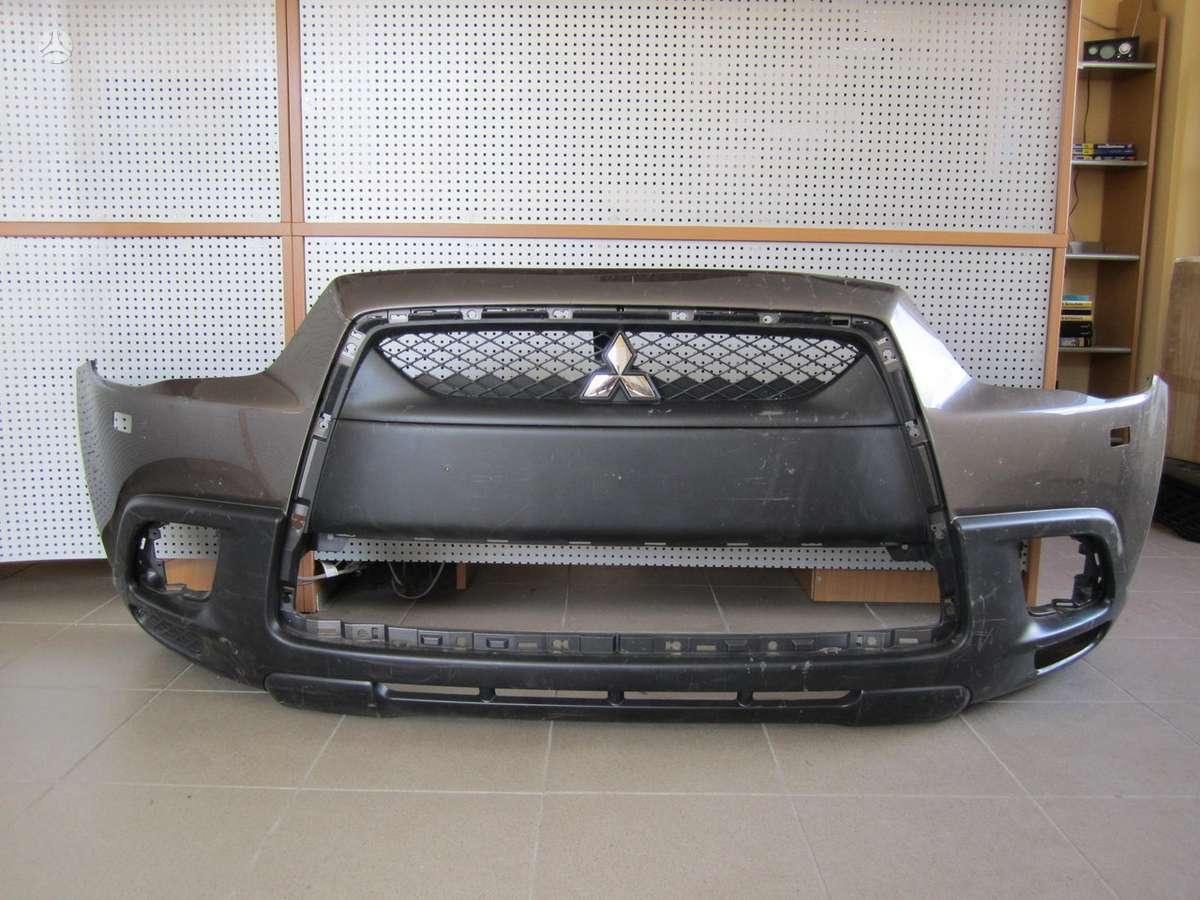 Mitsubishi ASX. Naudotos ir naujos japoniškų ir korėjietiškų