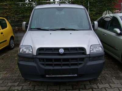 Fiat Doblo dalimis