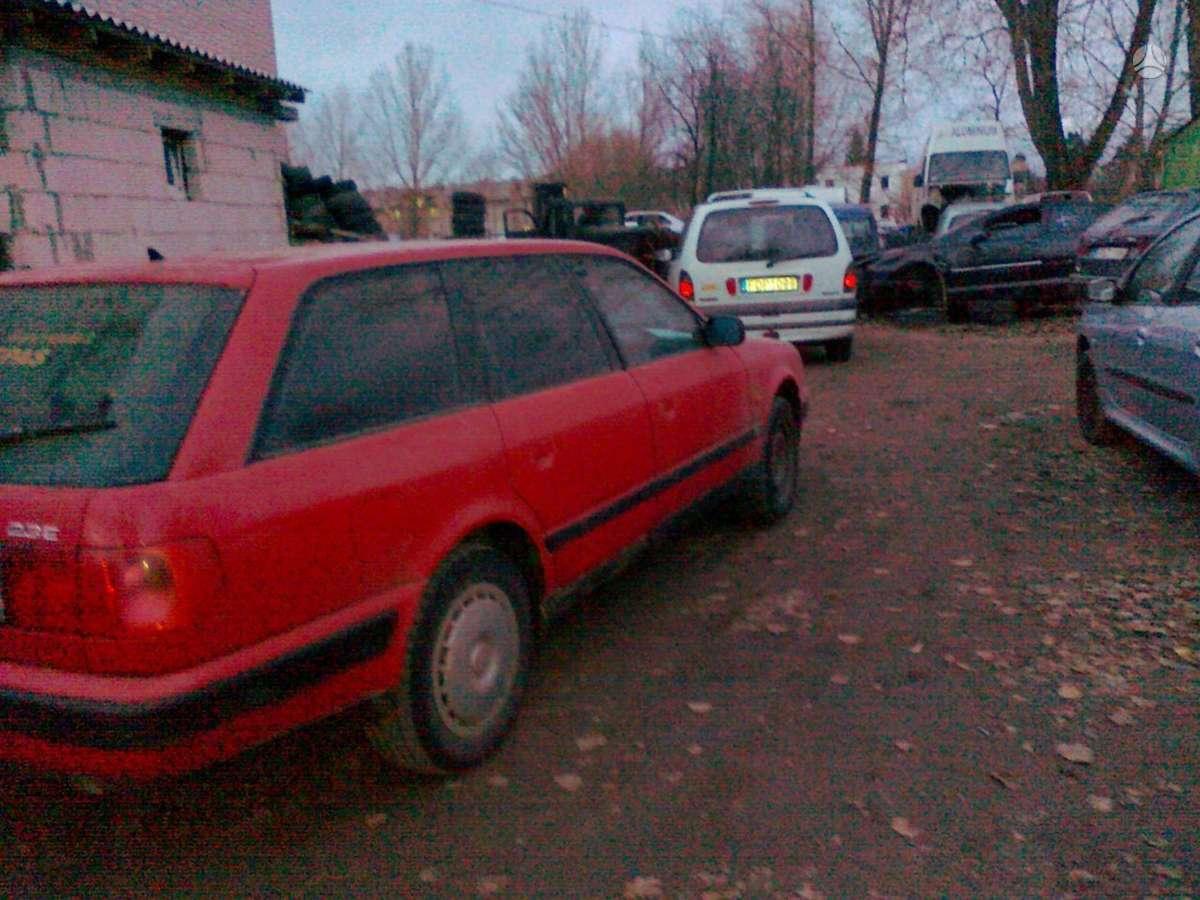 Audi 100 (C4) dalimis. Iš prancūzijos. esant galimybei,