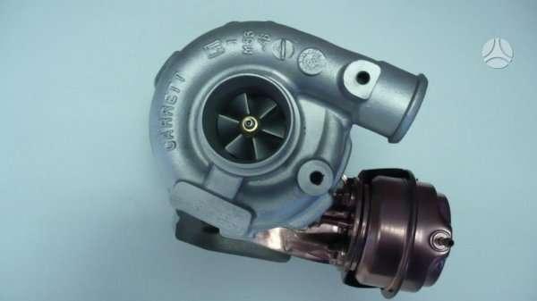 Fiat Stilo. Kokybiškai ir greitai remontuojame turbokompresorius.