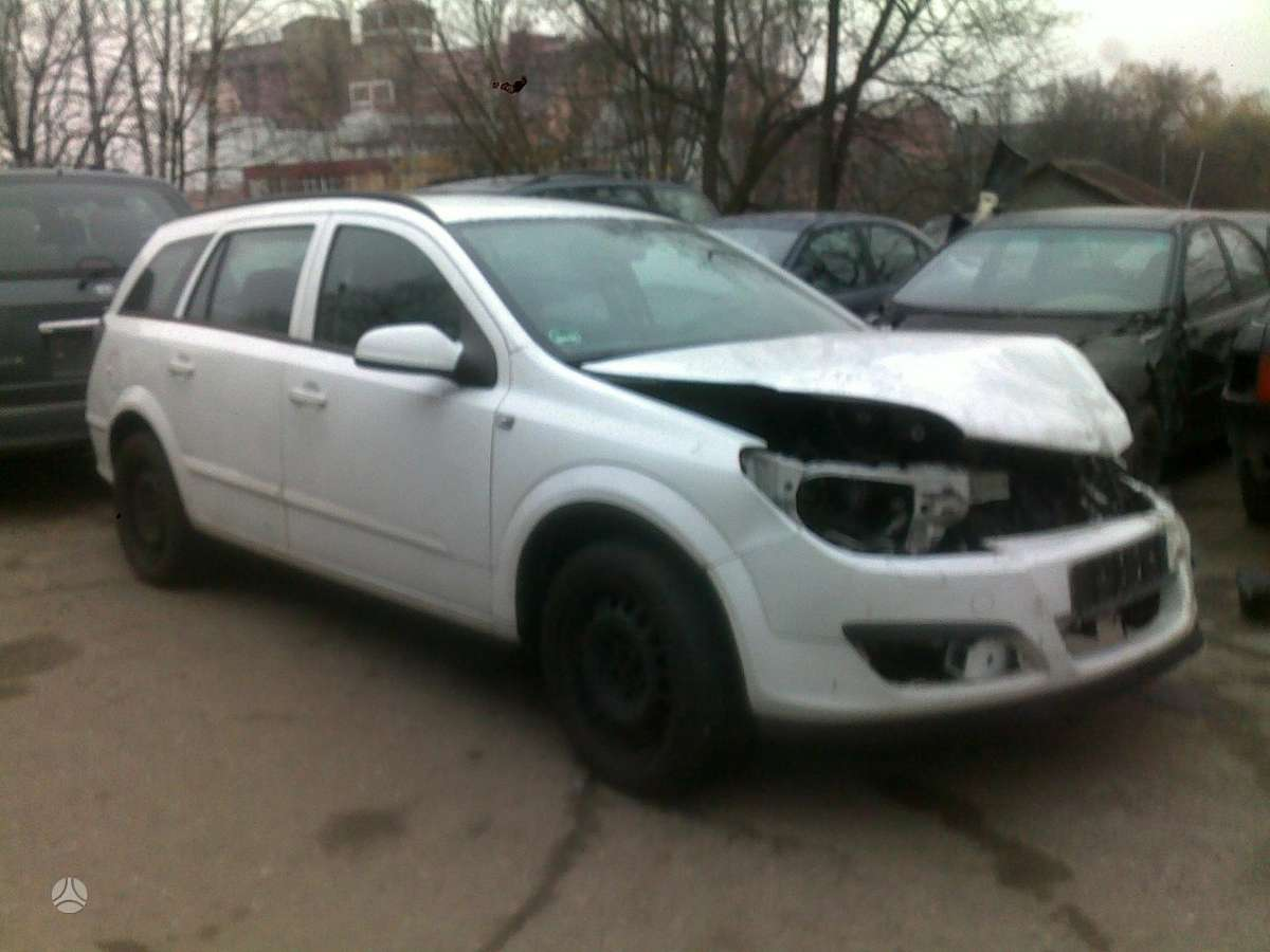 Opel Astra. Europine, kondicionierius, 6 begiai, orginalus