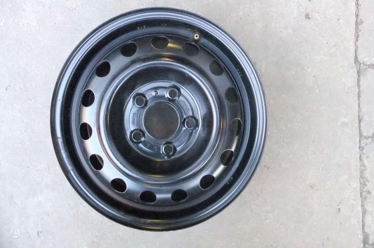 Mazda Hyundai, Kia, Mitsubishi, Mazd, plieniniai štampuoti, R15