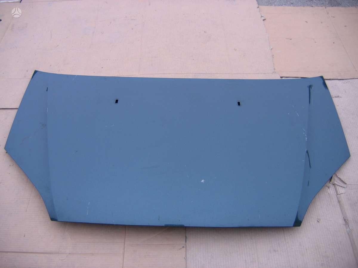 Ford C-MAX. Kapotas žibintas r. kondicioniariaus radiatorius.