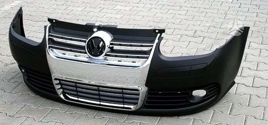 Volkswagen Golf. tuning dalys.priekiniai bamperiai nauji vw
