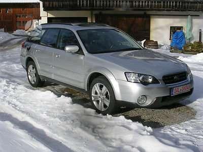 Subaru Outback. Europinis, 3l ir 2.5l ,odinis salonas.возможна до