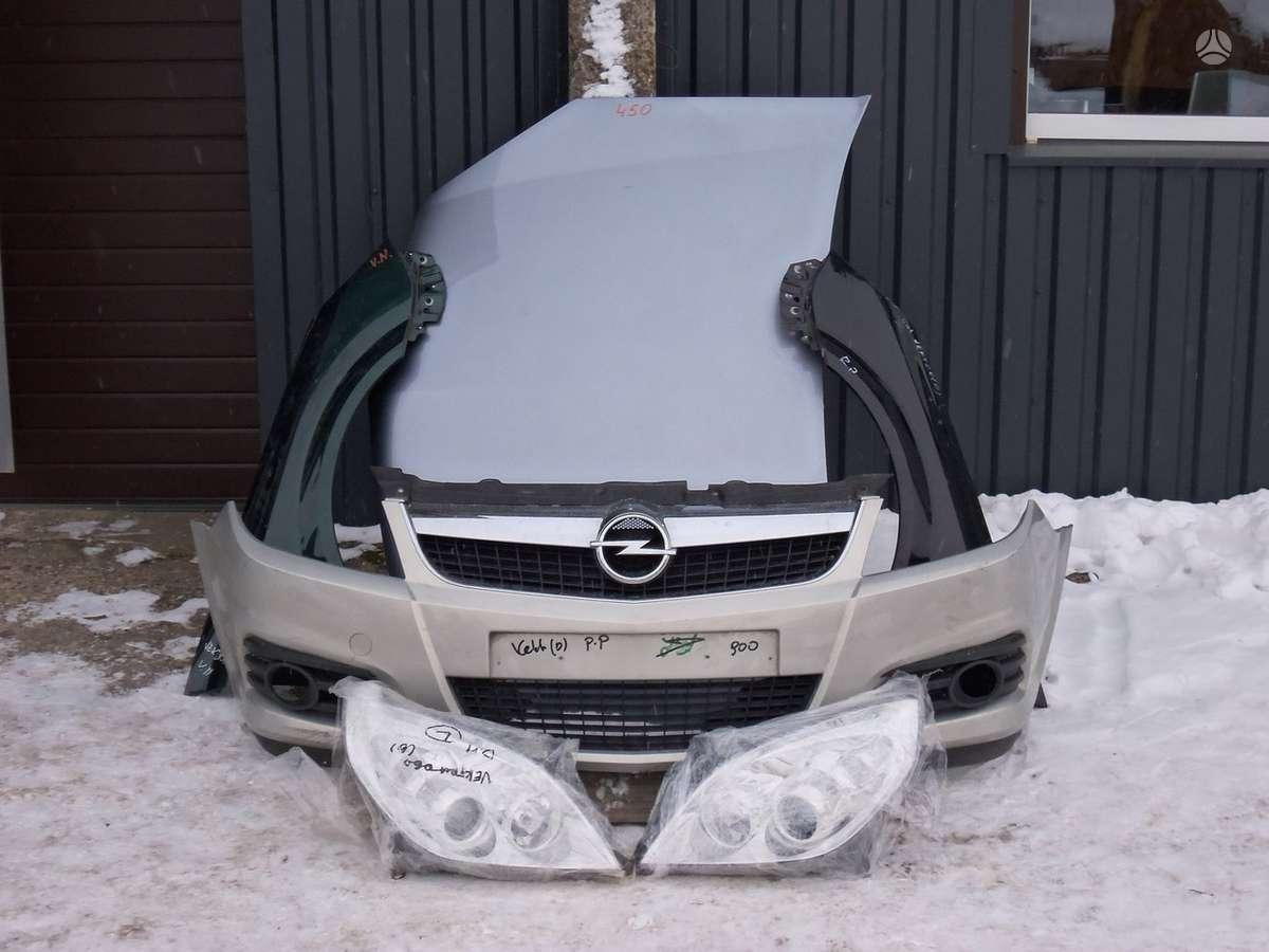 Opel Vectra. Opel vectra kebulo dalys  turiu paprasti ir xsenon