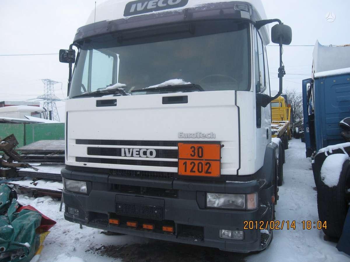 Iveco EuroTech Cursor, sunkvežimiai