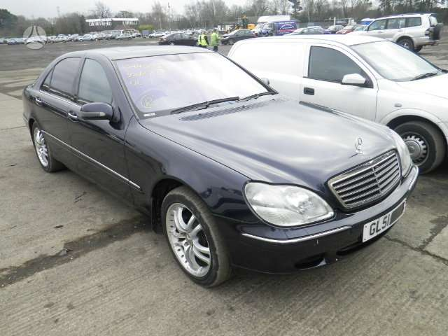 Mercedes-Benz S320. Long 722.633 deze, 722.626 
