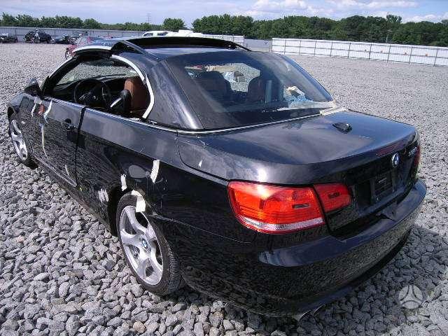 BMW 330 dalimis. Didelis naujų ir naudotų originalių bmw dalių