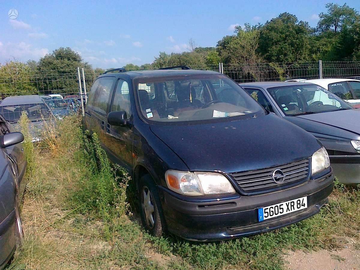 Opel Sintra dalimis. Iš prancūzijos. esant galimybei,
