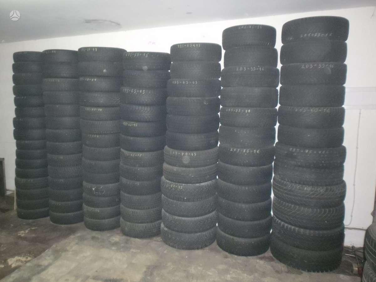 Bridgestone, universaliosios 185/65 R15