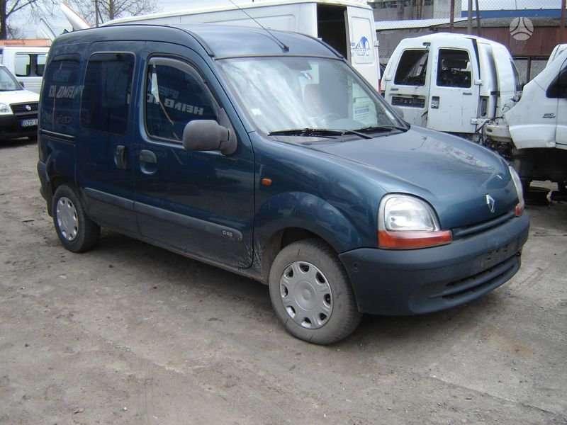 Renault Kangoo dalimis