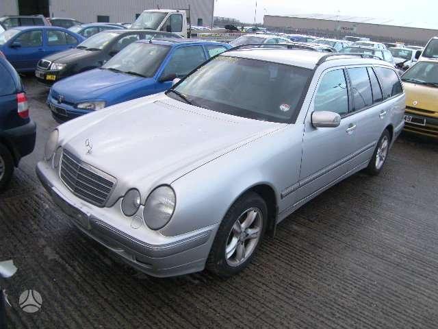 Mercedes-Benz E240. Mb 240e 2000m, automatinė pavarų dėžė,