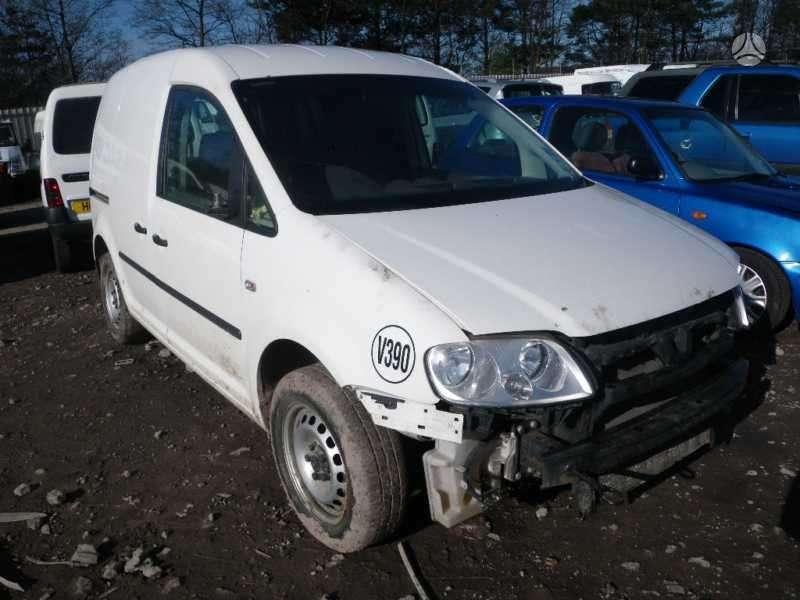 Volkswagen Caddy. Variklis 1,9l sdi 69ag