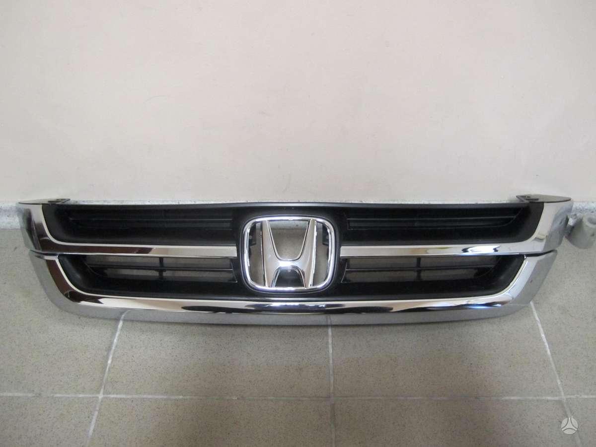 Honda CR-V. Naudotos ir naujos japoniškų ir korėjietiškų
