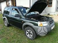 Land Rover Freelander dalimis. Tel;8-633 65075 detales