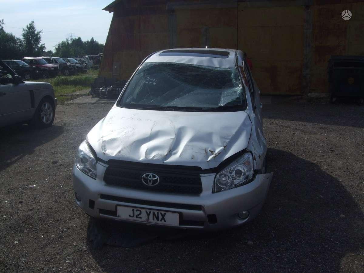 Toyota RAV4 dalimis. доставка бу запчастей с разтаможкой в минск