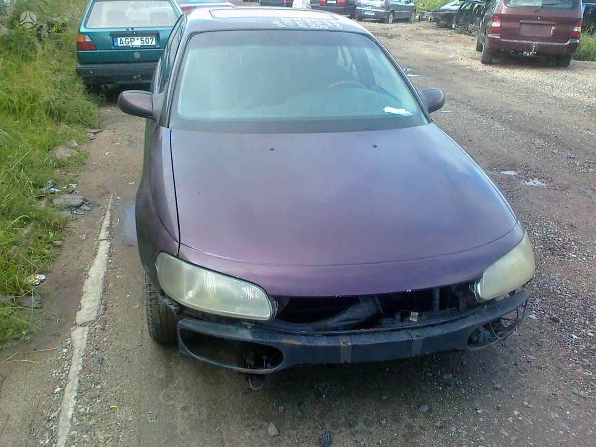 Opel Omega dalimis. Dalimis - opel omega 1994 2.5l 2498cm3 125kw