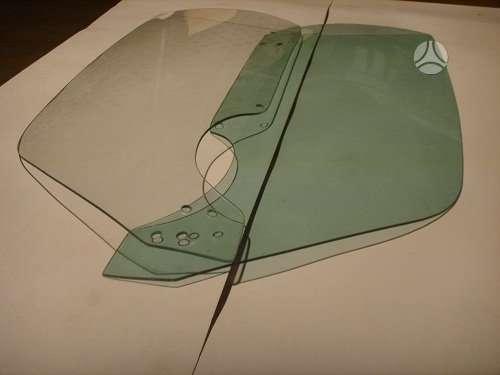 Pontiac Trans Am stiklai