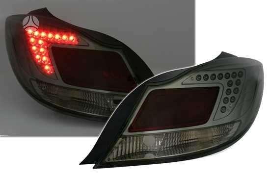 Opel Insignia. naujos tuning dalys.priekiniai zibintai tube
