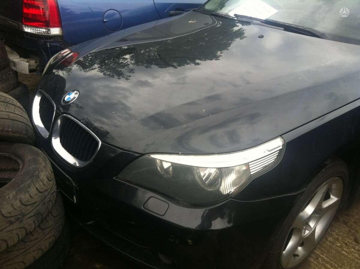BMW 5 serija. Detalių pristatymas į vietą.