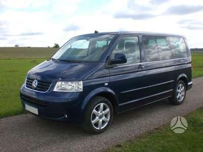 Volkswagen Multivan. Variklis dalimis, kodas bpc