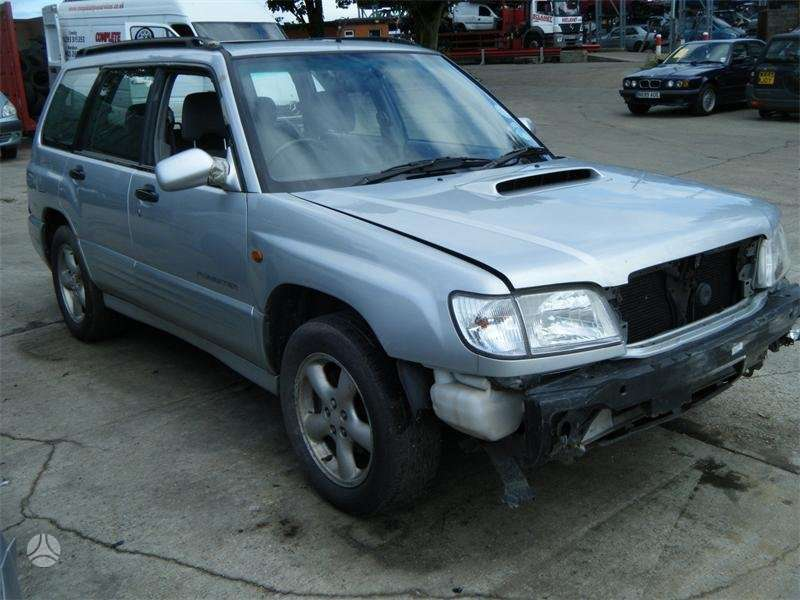 Subaru Forester dalimis. forester nuo 98 iki 03m  2.0turbo;2.0.