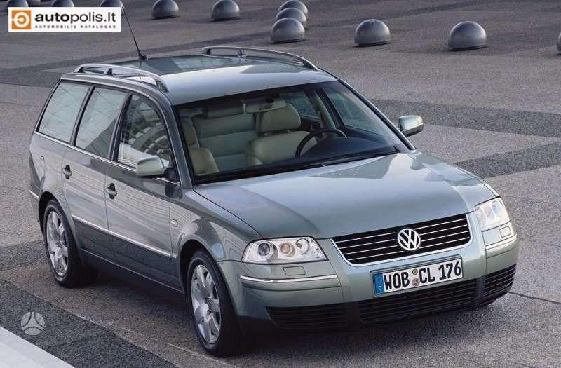Volkswagen Passat. Turime 1,6   - turime 1,9tdi, turime, 2,0l, 2,