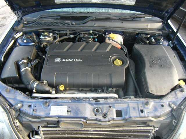 Opel Vectra. Variklis   z19dth , pavaru  deze serviso paslaugos